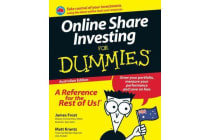 Online Share Investing for Dummies,australian Edition