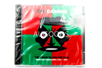 THE DAMNED - The Pleasure and the Pain BRAND NEW SEALED MUSIC ALBUM CD