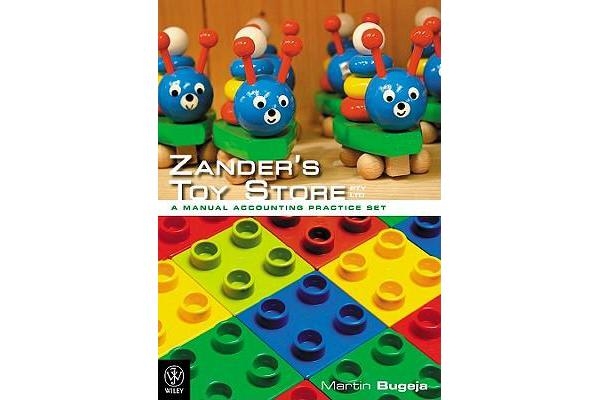 Books Zander's Toy Store Pty Ltd - A Manual Accounting Practice Set