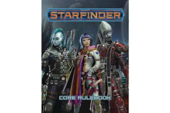 Starfinder Roleplaying Game - Starfinder Core Rulebook