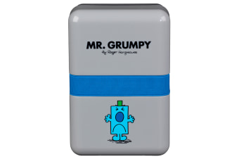 Mr Grumpy Lunch Box