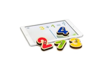 Marbotic Smart Wooden Numbers 3y+ Kids/Children Educational Toy for Apple iPad