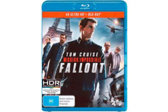 Mission Impossible - Fallout (4K UHD/Blu-ray)