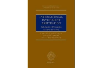 International Investment Arbitration - Substantive Principles