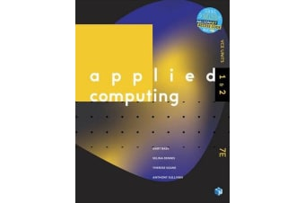 Applied Computing VCE Units 1 & 2 Student Book with 1 Access Code