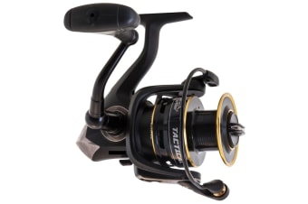Jarvis Walker Tactical 6000 Spinning Fishing Reel - 4 Ball Bearing Spin Reel