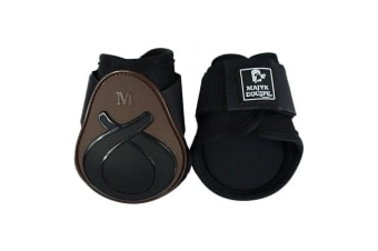 Majyk Equipe Infinity Fetlock Boot (Brown-Black)