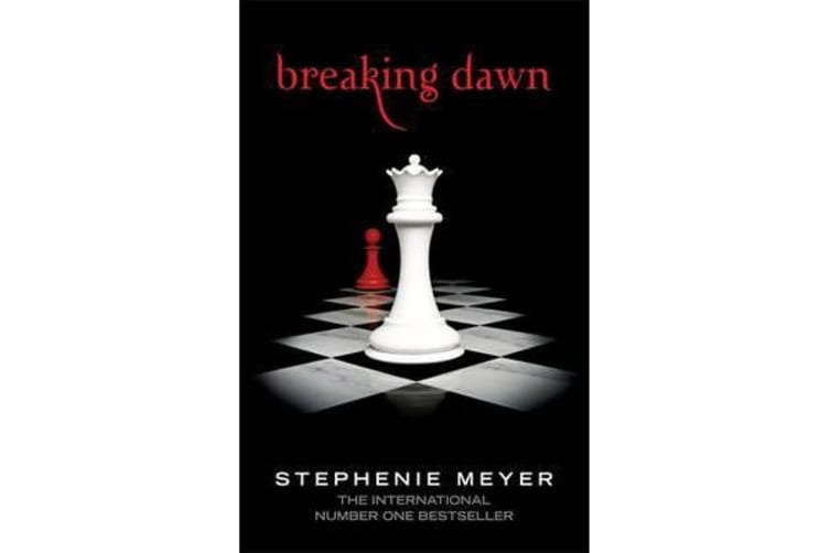 Breaking Dawn - Twilight, Book 4