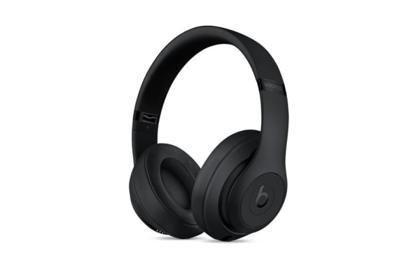 Beats Studio3 Wireless Over-Ear Headphones (Matte Black)