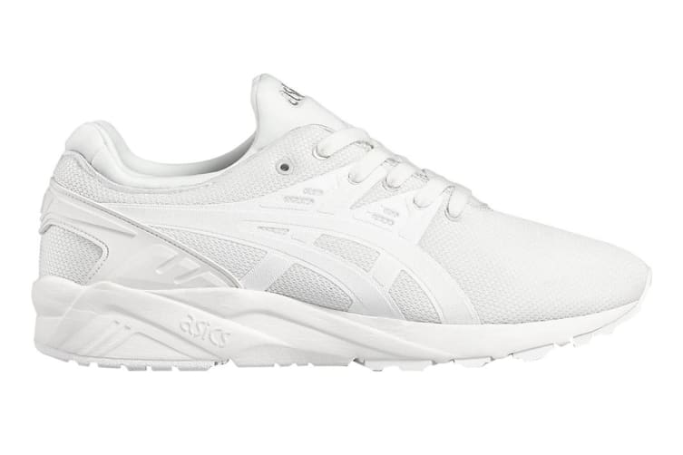 huge selection of 7d351 c0e25 ASICS Tiger Unisex Gel-Kayano Trainer EVO Shoe (White/White, Size 11)