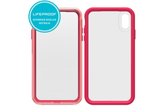LifeProof Slam Case for iPhone Xs Max - Coral Sunset