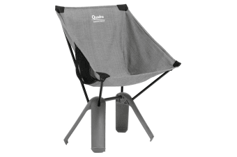 Thermarest Quadra Chair Sleep Seating Storm