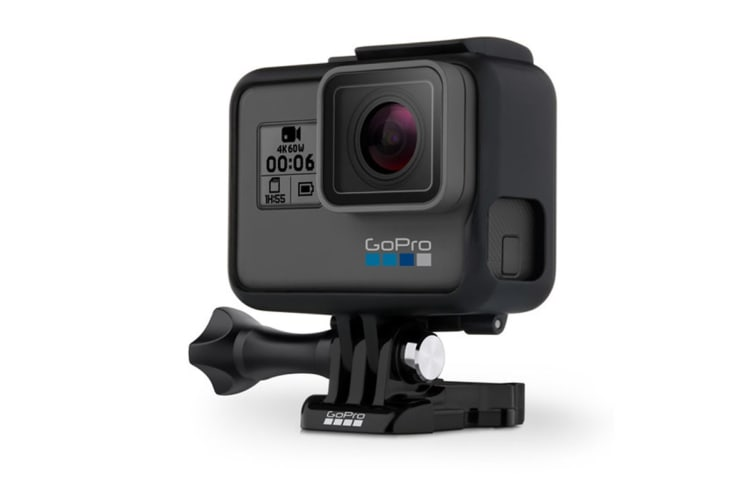 GoPro HERO6 (Black) - Refurbished