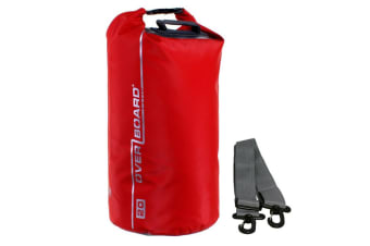 Overboard 20 Litre Dry Tube RED