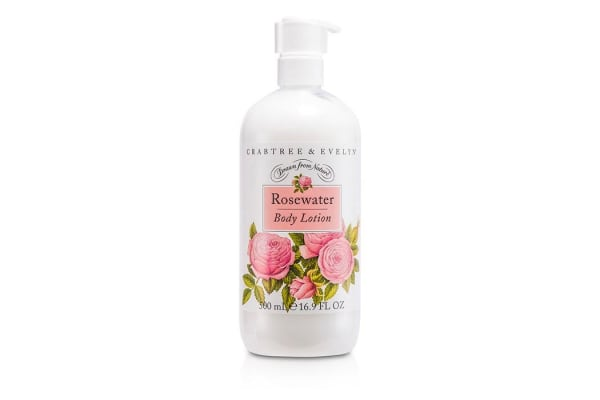 Crabtree & Evelyn Rosewater Body Lotion (500ml/16.9oz)