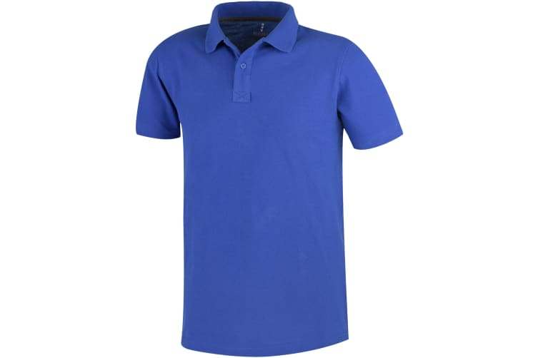 Elevate Primus Short Sleeve Polo (Blue) (XS)
