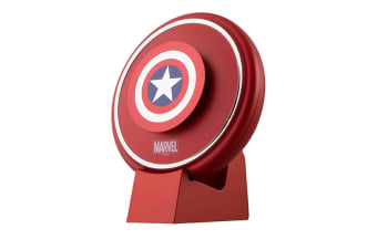 Marvel Aladin Captain America Air Purifier (MV-AL-CA-AI)