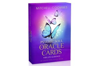 Psychic Soul Oracle Cards - For life guidance