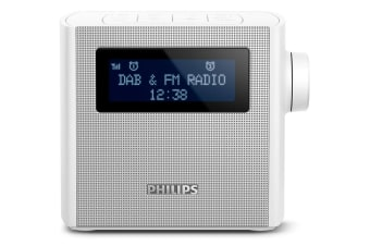 Philips Alarm Clock DAB+ USB & 3.5mm input