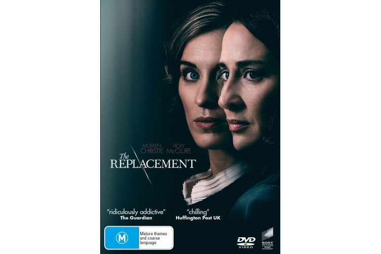 The Replacement DVD Region 4