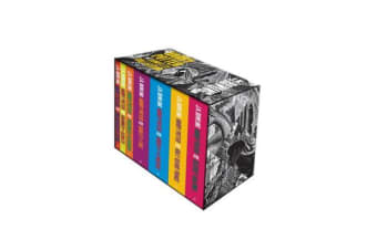 Harry Potter Boxed Set - The Complete Collection Adult Paperback