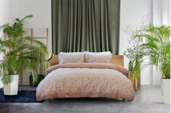 Jamie Durie By Ardor Jambi Quilt Cover Set