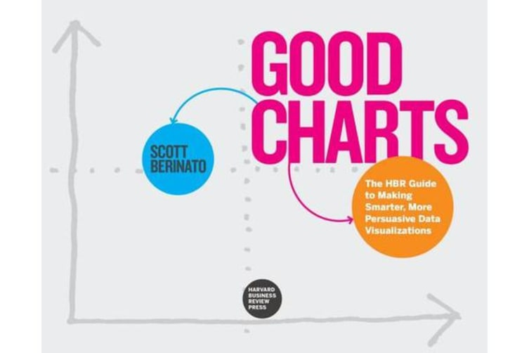 Good Charts - The HBR Guide to Making Smarter, More Persuasive Data Visualizations
