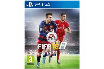 FiFA 16  PS4 PlayStation 4 Game - Disc Like New