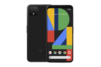 Google Pixel 4 (128GB, Just Black) - AU/NZ Model
