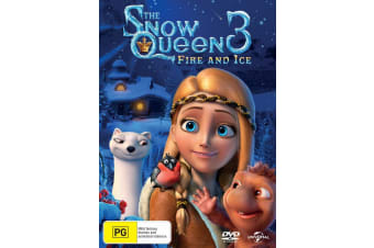 The Snow Queen 3 Fire and Ice DVD Region 4