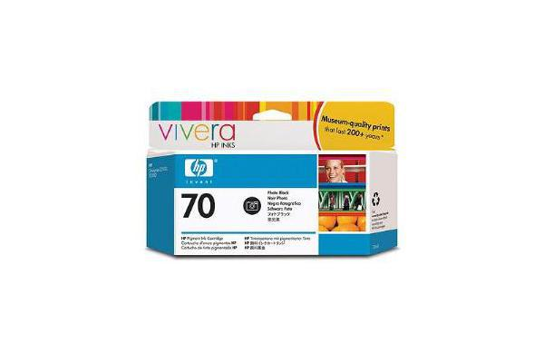 HP 70 130ml Photo Black Ink Cartridge