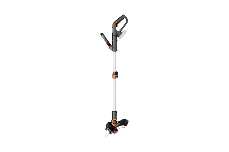 WORX 20V 2-in-1 Line-Grass Trimmer & Edger with Command Feed - Skin Only (WG163E.9)