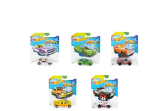 Hot Wheels Color Change Cars