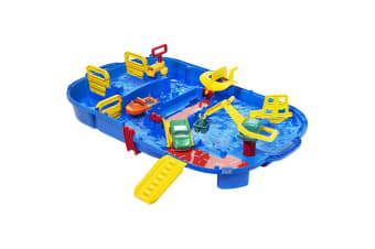 AquaPlay 516 Portable LockBox Water Play Set