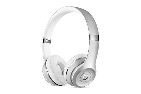 Beats Solo3 Wireless Headphones (Silver)