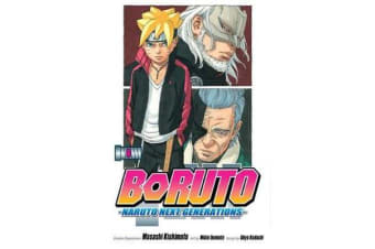 Boruto - Naruto Next Generations, Vol. 6