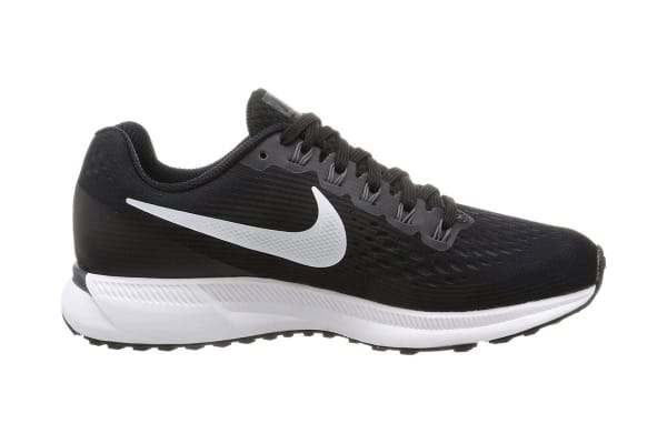 cafb3886afc Nike Women s Air Zoom Pegasus 34 Running Shoe (Black White
