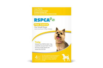 RSPCA Flea Control for Small Dogs