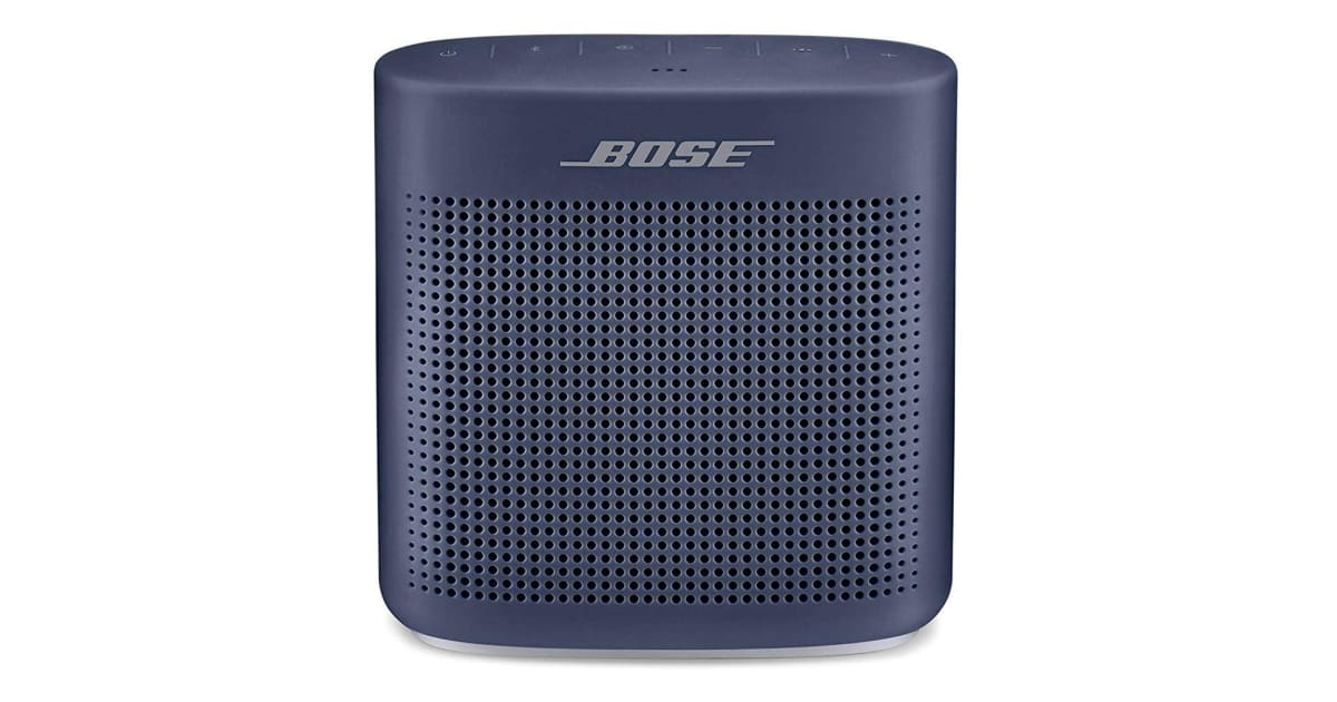 Bose SoundLink Color Bluetooth Speaker II - Midnight Blue | Bluetooth  Speakers |