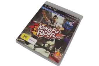 Kung Fu Riders For Playstation 3 Ps3