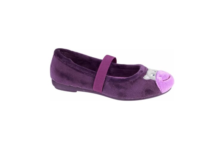 Mirak Adventure Girls Slippers (Hippo) (31 EUR)
