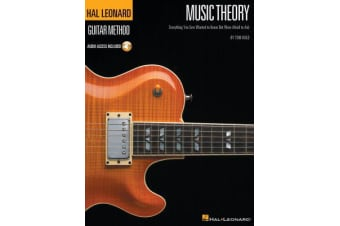 Hal Leonard Guitar Method - Music Theory (Book/Online Audio)
