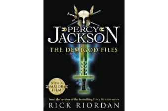 Percy Jackson - The Demigod Files (Percy Jackson and the Olympians)