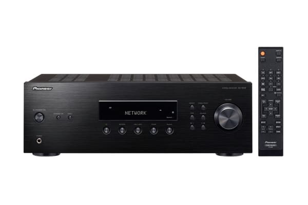 Pioneer Stereo Amplifier - Black (SX10AE)