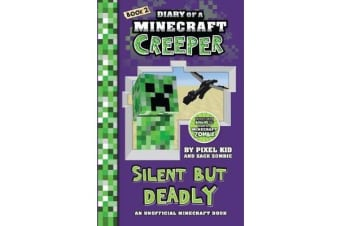 Diary of a Minecraft Creeper #2 - Silent but Deadly