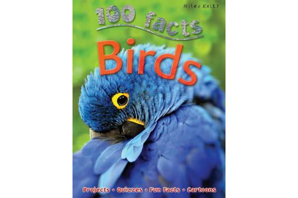 Image of 100 Facts - Birds