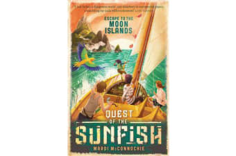 Escape to the Moon Islands - Quest of the Sunfish 1