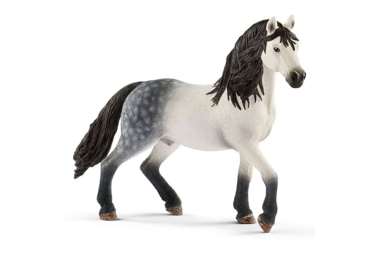 Schleich Andalusian Stallion Toy Figure