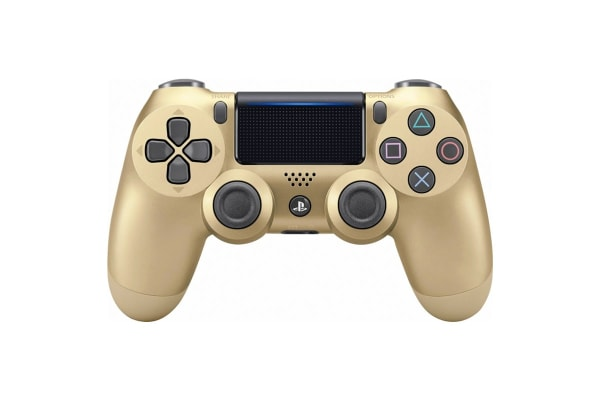 Playstation Dualshock 4 Controller (Gold)