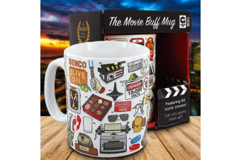 The Ultimate Movie Buff Quiz Mug | Ginger Fox